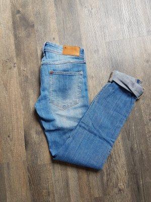Jeans blau 26/30