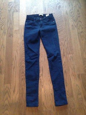 Jeans blau Gr. 30 von pimkie