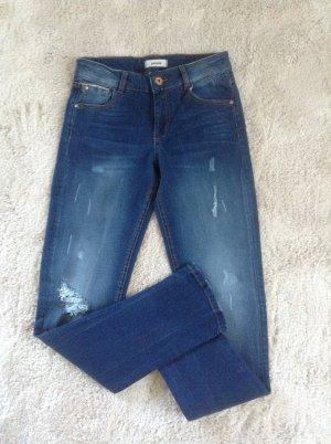 Jeans/ blau / Gr. 34/36 / Pumkie