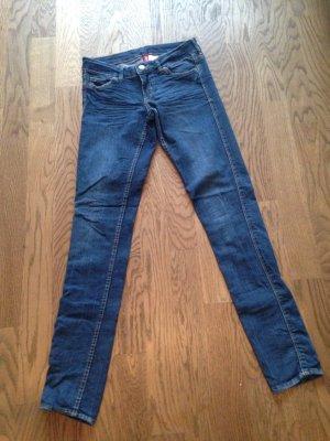 Jeans blau Gr. 34 H&m