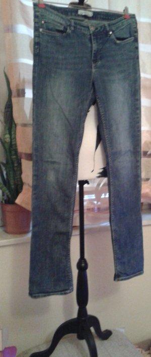 Jeans , blau, Gr.36/38
