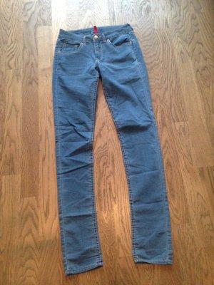 Jeans blau Gr. 36 H&m