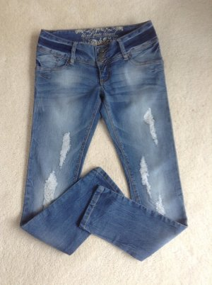 Blind Date Jeans blue