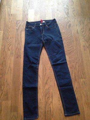 Jeans blau Gr. 36 von H&m