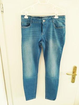 Clockhouse Jeans elasticizzati blu pallido