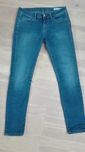Jeans blauer denim Gr. 28