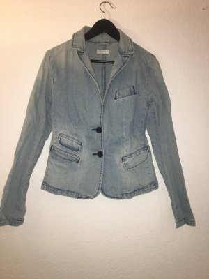 Aniston Denim Blazer cornflower blue-steel blue