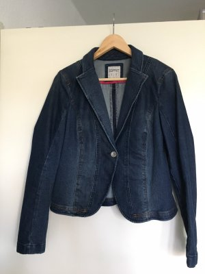 Esprit Denim Blazer dark blue