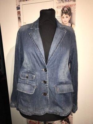 Jeans-Blazer Gr.XXL Gr.48 Jeansjacke