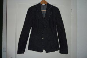 Jeans Blazer in anthrazit