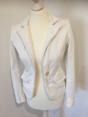 Miss Sixty Blazer en jean blanc