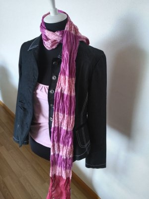 Jeans Blazer Jacke + Gratis sOliver Top & Tuch