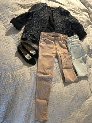 Jeans, Blazer und Schuhe Preis nach Beschreibung