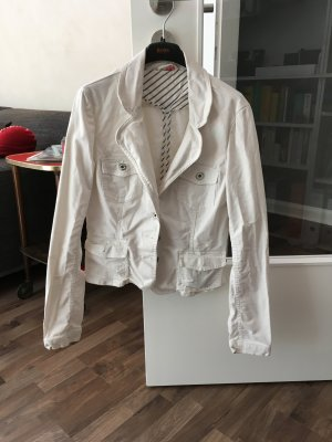 Esprit Denim Blazer white