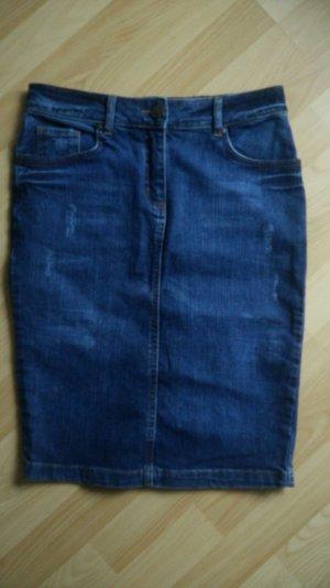 Jeans Bleistiftrock Rock