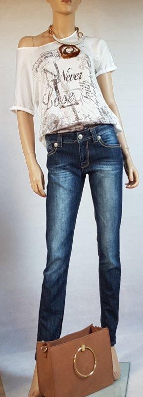 Jeans Blue Fire 28/32 Stone washed - Neuwertige