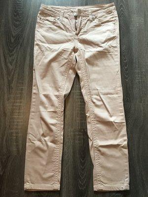 Jeans Blue Fire, altrosé, straight leg