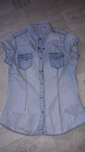 Jeans Bluse Gr. XS ☆