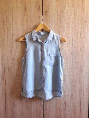 Pimkie Denim Shirt multicolored