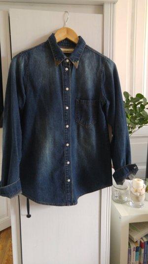 Jeans Bluse / Jacke von P&C Gr. M Blogger