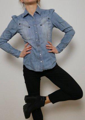 Jeans Bluse von Gina Tricot