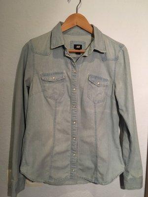 Jeans Bluse von H&M