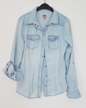 Only Jeans blouse veelkleurig