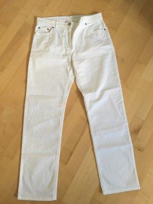 Jeans, Bonita, weiß, wie neu