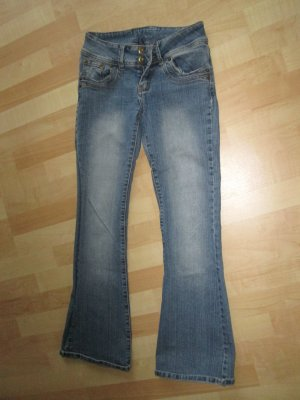 Jeans Boot Cut Jane Norman