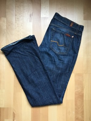 Jeans bootcut 7 for all mankind Gr.29