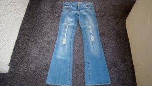 #Jeans, #Bootcut, Gr. M, #blau, #NEU, #Sans Souci