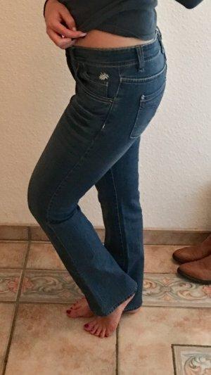 Esmara Jeans svasati blu-blu scuro