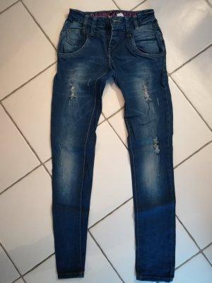 Rainbow Jeans blu