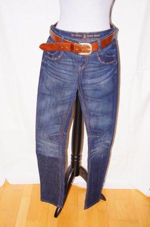 Jeans * Boyfriend * dkl. Blau * W 38 L32 *