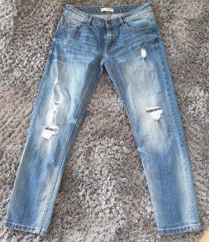 ☆ Jeans Boyfriend Mum fit Gr.34 destroyed ☆