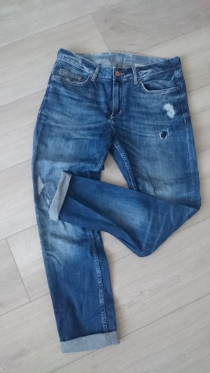 Jeans Boyfriend Tapered Leg H&M 27/32