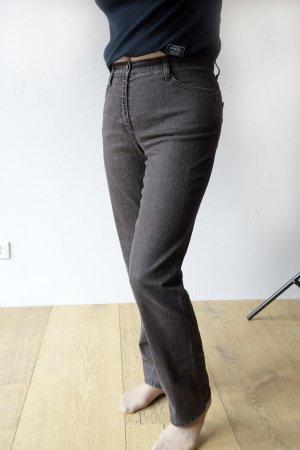 Jeans, braun, BRAX Denim N° 600, Gr. 38