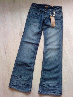 Jeans * Broadway * Gr. 28/34 * ungetragen * Vintage-Look