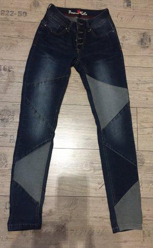 Buena Vista Jeans slim fit multicolore