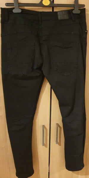 Colloseum Peg Top Trousers black