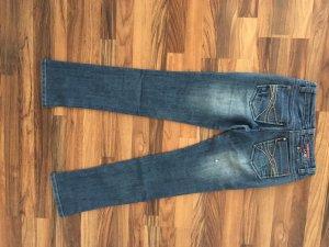 Blind Date Spijkerbroek blauw-donkerblauw