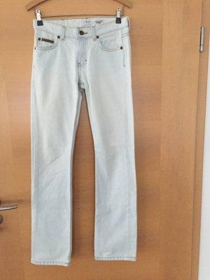 Jeans Calvin Klein Gr. 36 helle Waschung