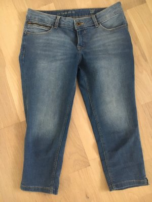C&A 3/4-jeans staalblauw