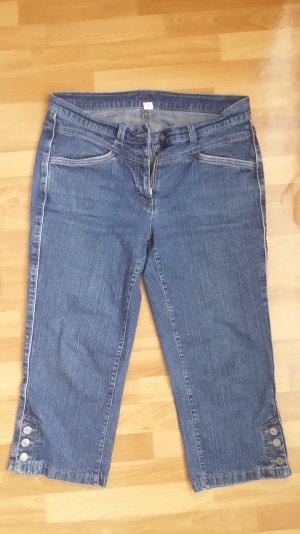 Jeans Caprihose/ 3/4 Hose/ Gr. 40