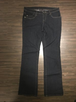 Esmara Vaquero de corte bota azul oscuro