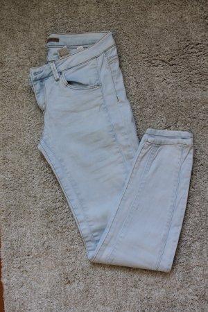 Pull & Bear Vaquero hipster azul celeste-azul pálido
