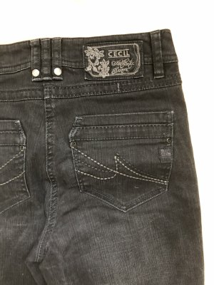 Jeans, Cecil, Größe 27