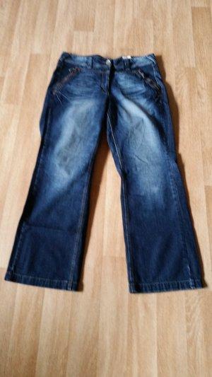 Jeans Cecil Style: Georgy Gr. 34/32 bzw 44 dunkelblau #3