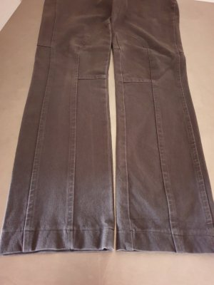 Strapped Trousers grey