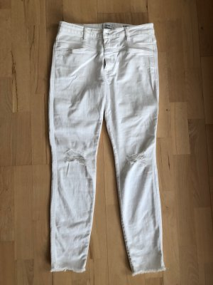 Jeans Closed W26 weiss